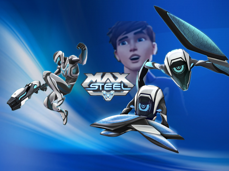 Download Max Steel Wallpaper Gallery