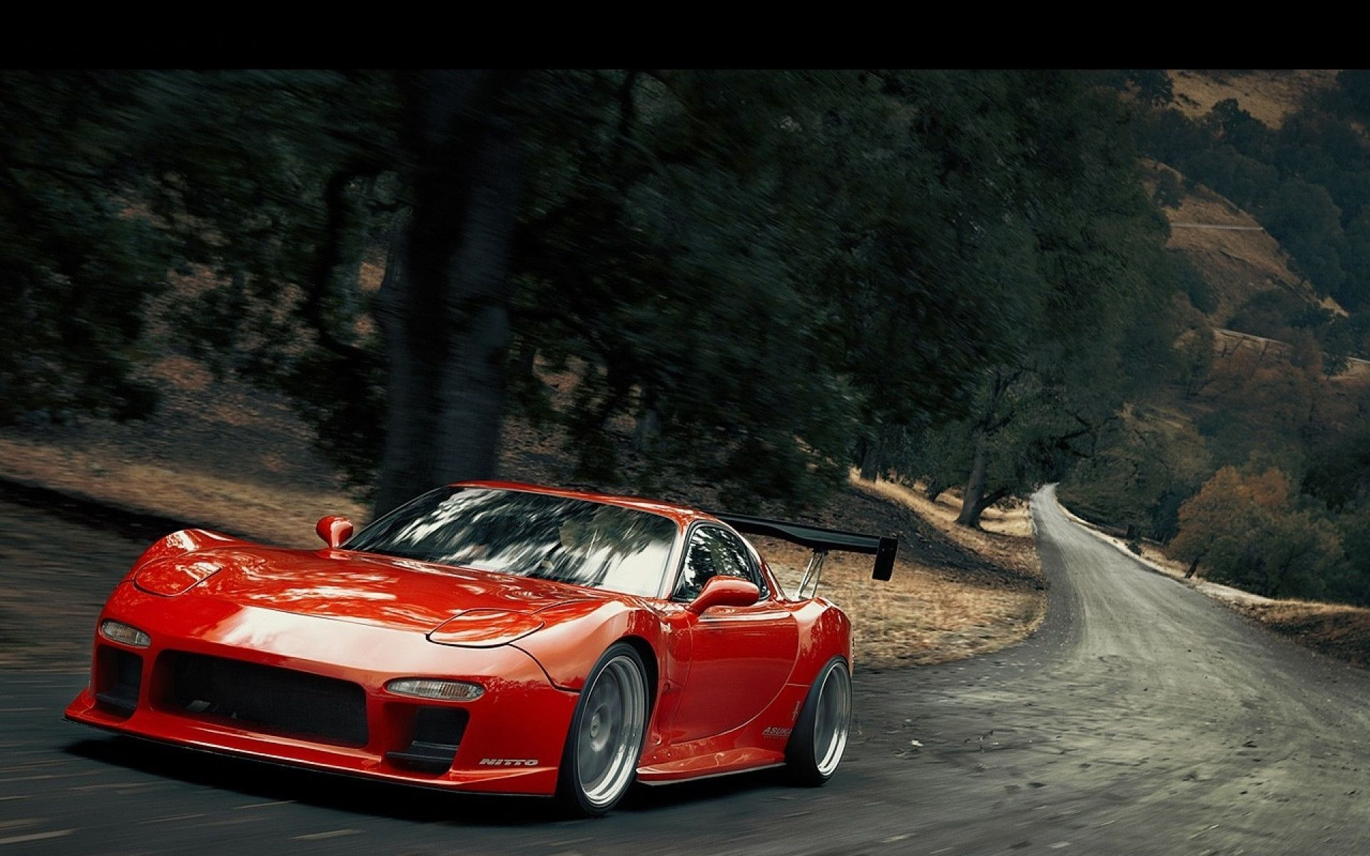 Mazda Rx7 Wallpaper