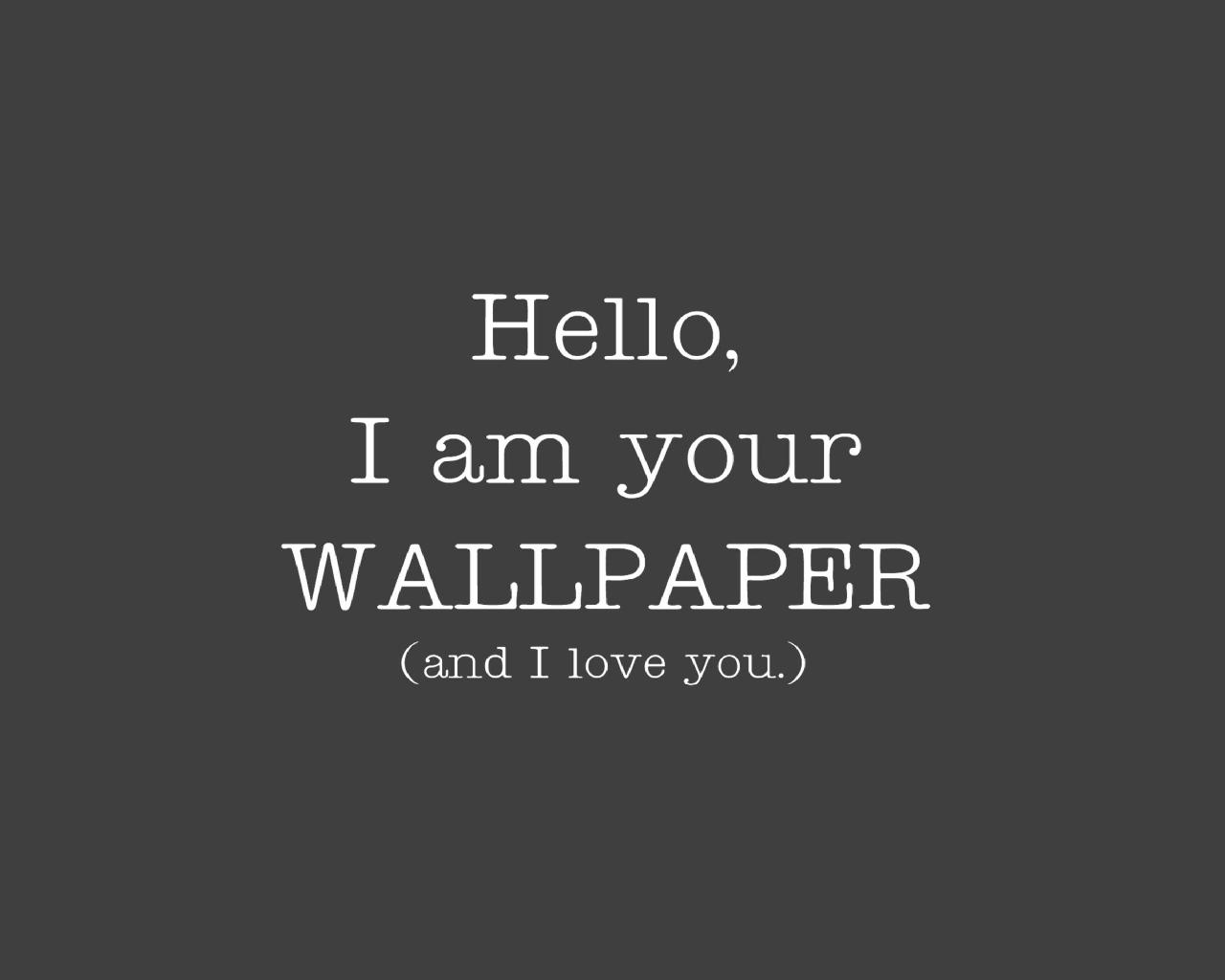 Meaningful Wallpapers