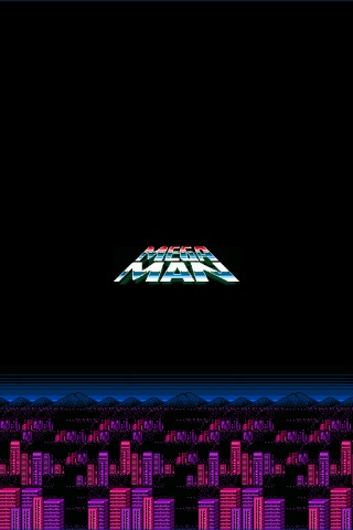 Mega Man Iphone Wallpaper