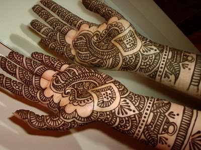 Mehndi Design Pictures Wallpapers