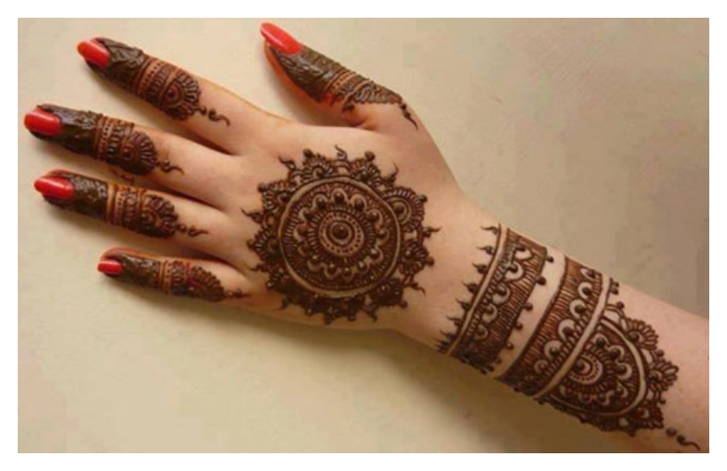 Mehndi Designs Images Wallpapers