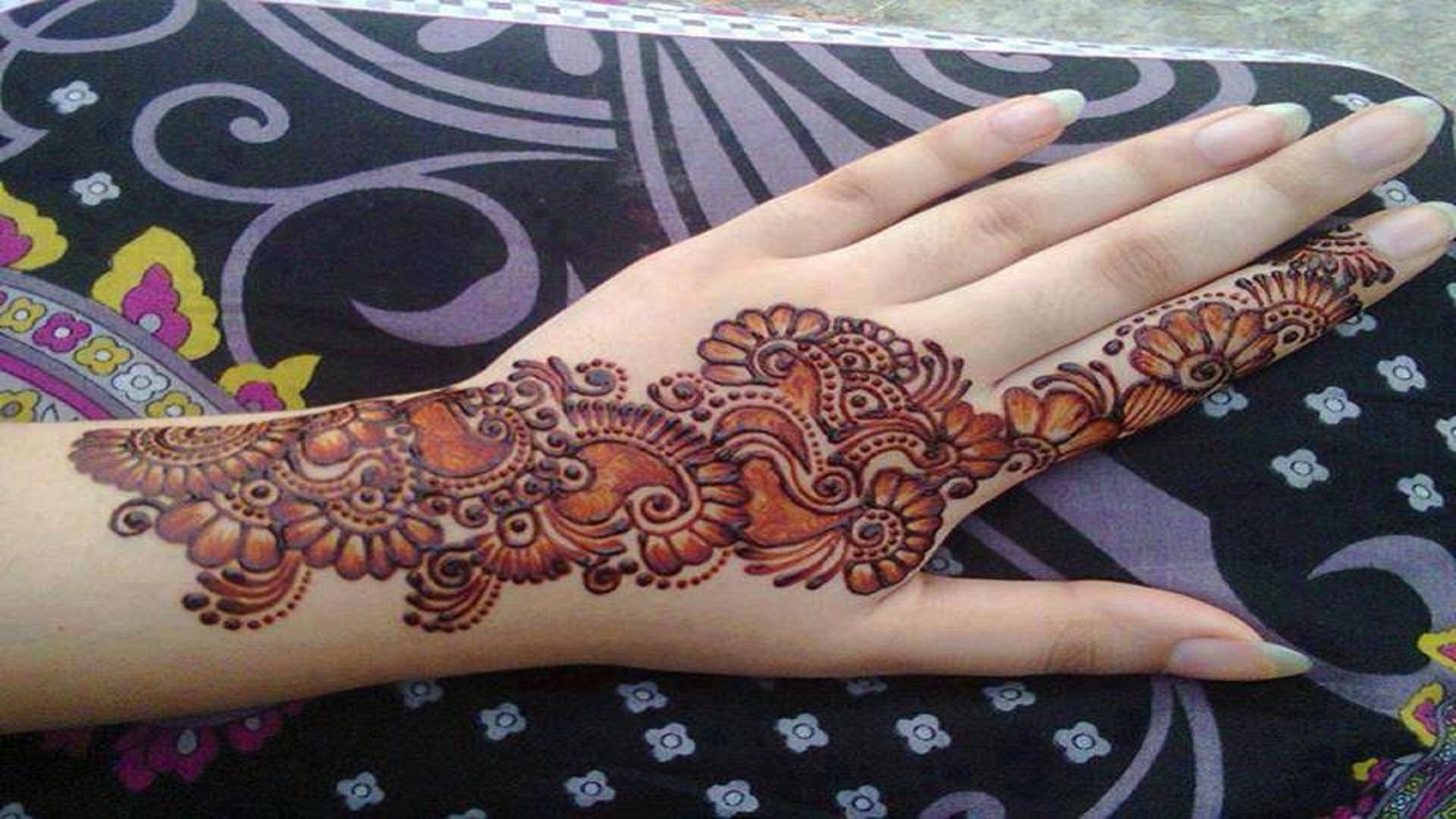 Mehndi Wallpaper