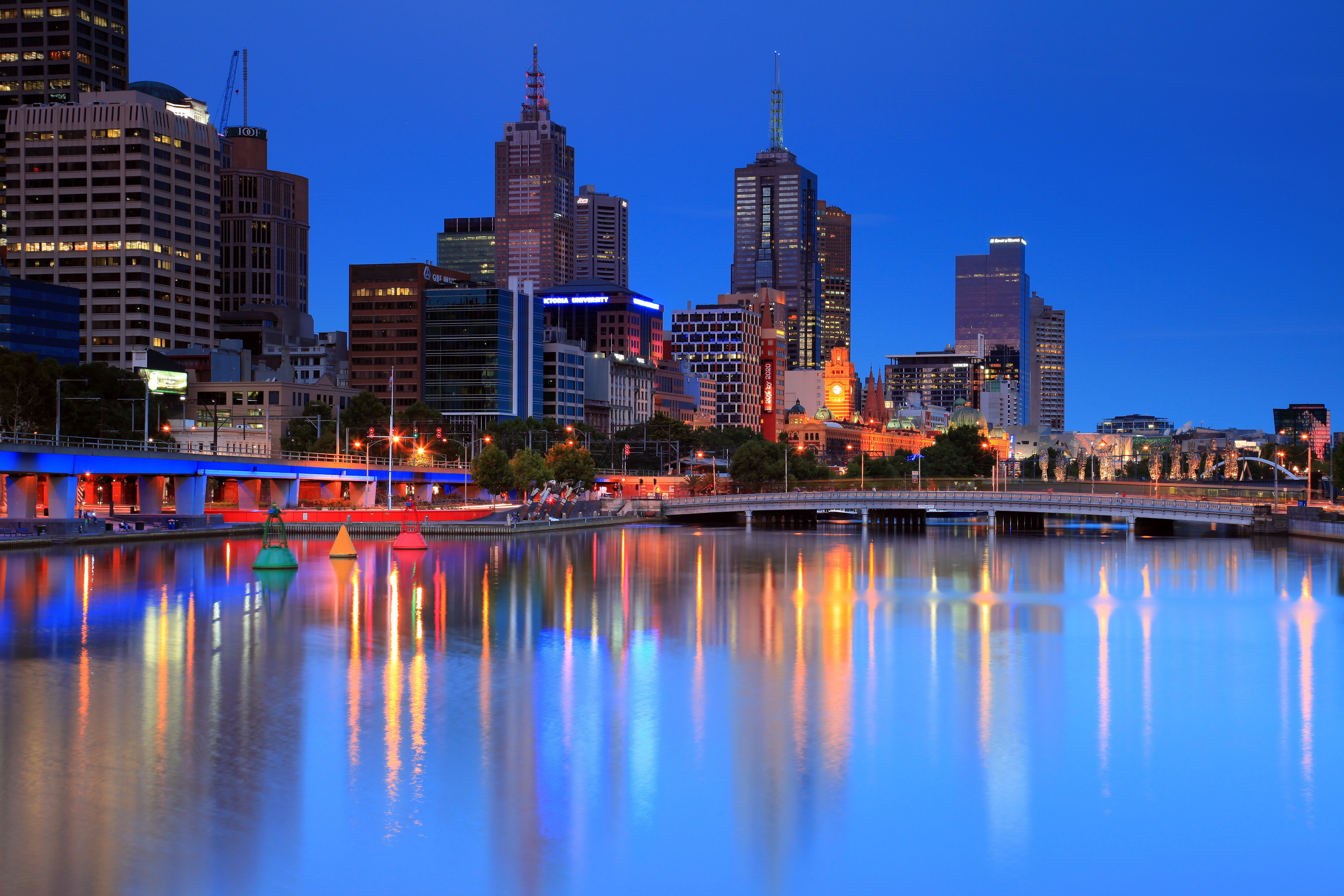 Melbourne Australia Wallpaper