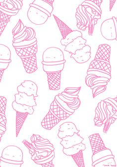 Download Melting Ice Cream Wallpaper Gallery