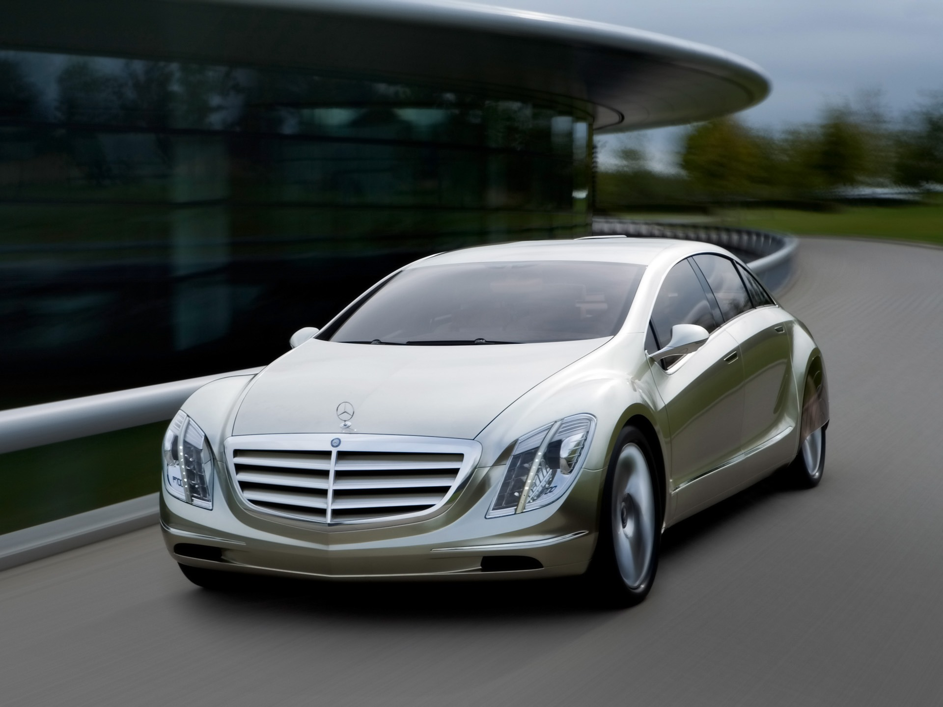 Mercedes Car Wallpapers Free Download
