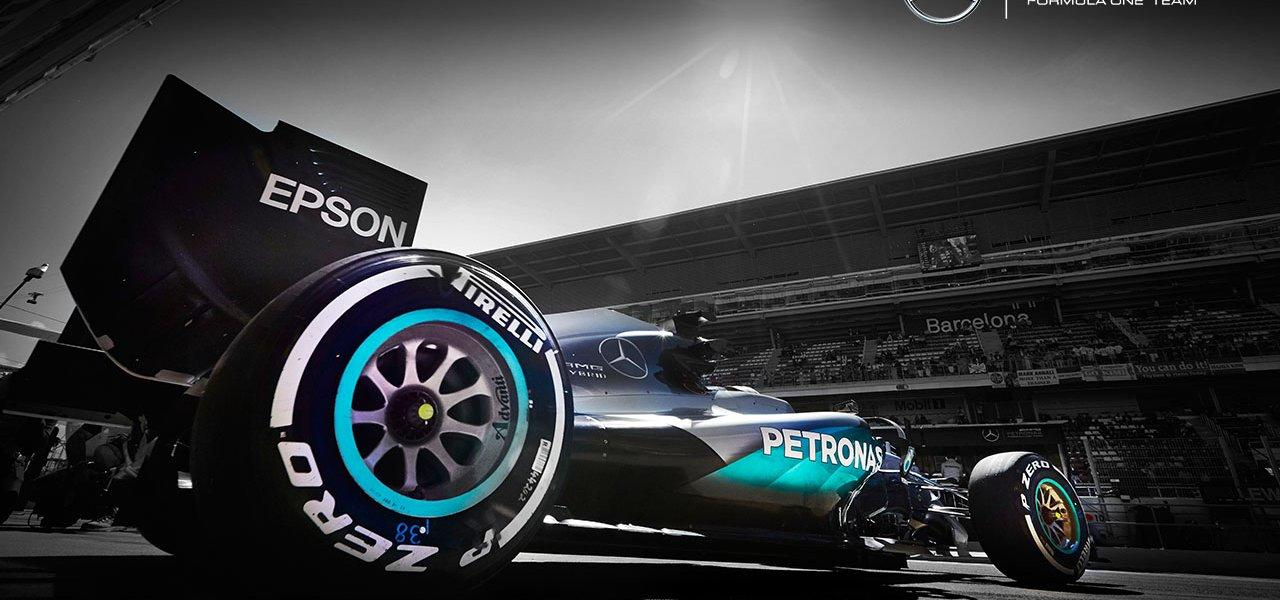 Mercedes F1 Wallpaper