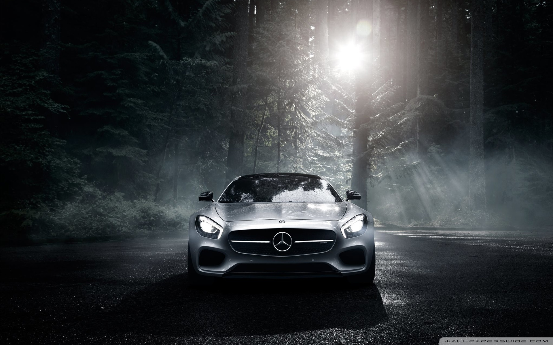 Mercedes Full HD Wallpaper