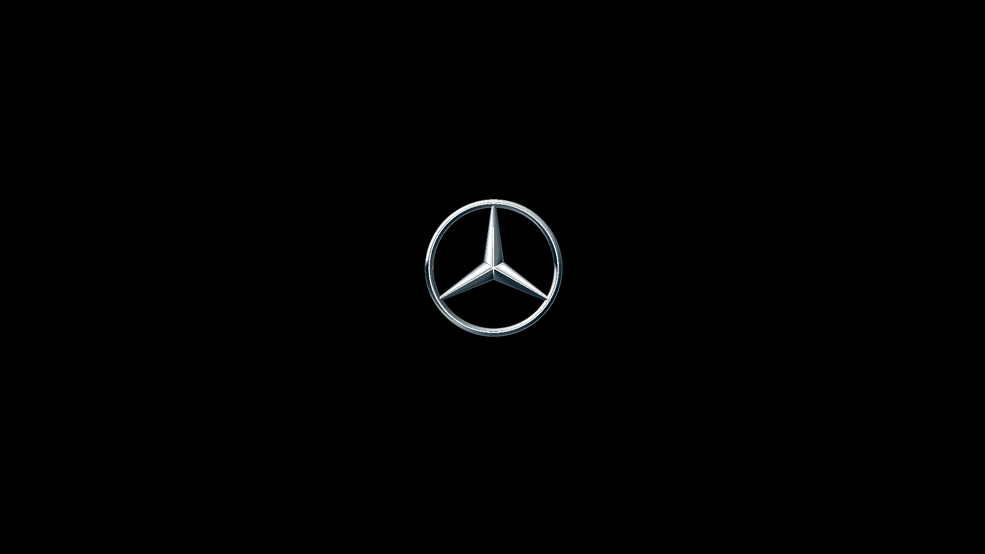 Mercedes Logo Wallpaper