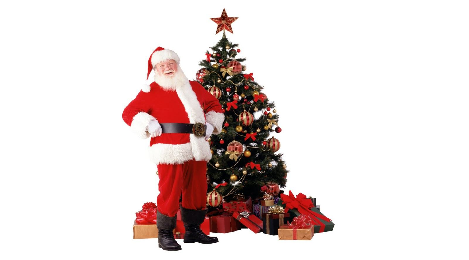 Download Merry Christmas Santa Claus Wallpapers Gallery