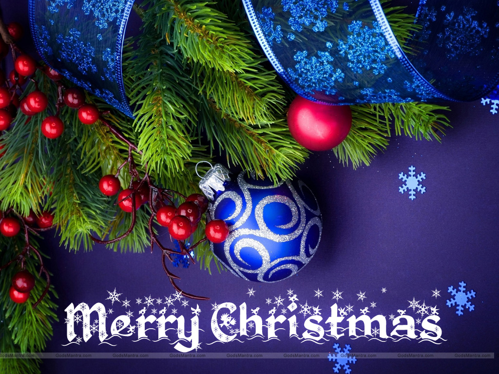 Merry Christmas Wallpaper Free