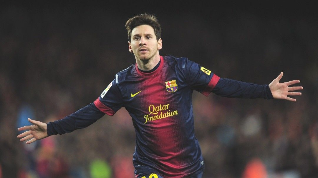 Messi Full HD Wallpaper