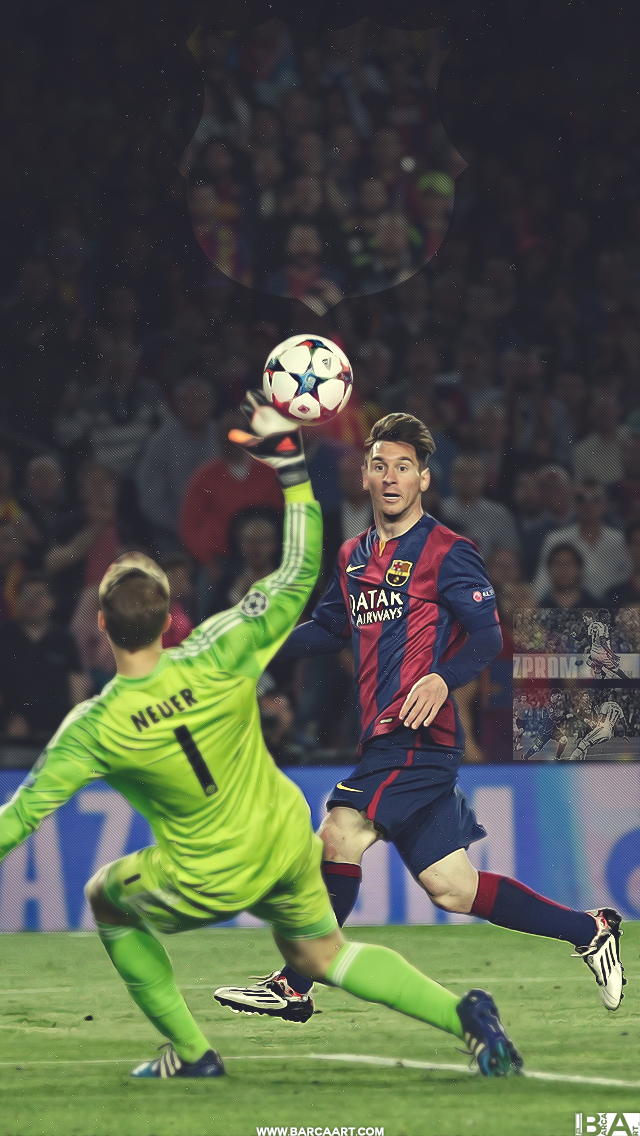 Download Messi Phone Wallpaper Gallery