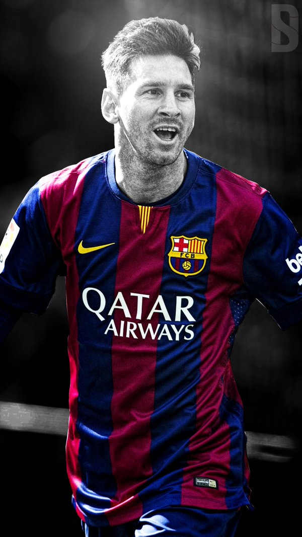 Messi Phone Wallpaper