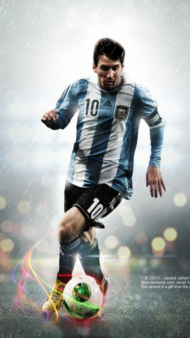 Messi Wallpaper For Mobile