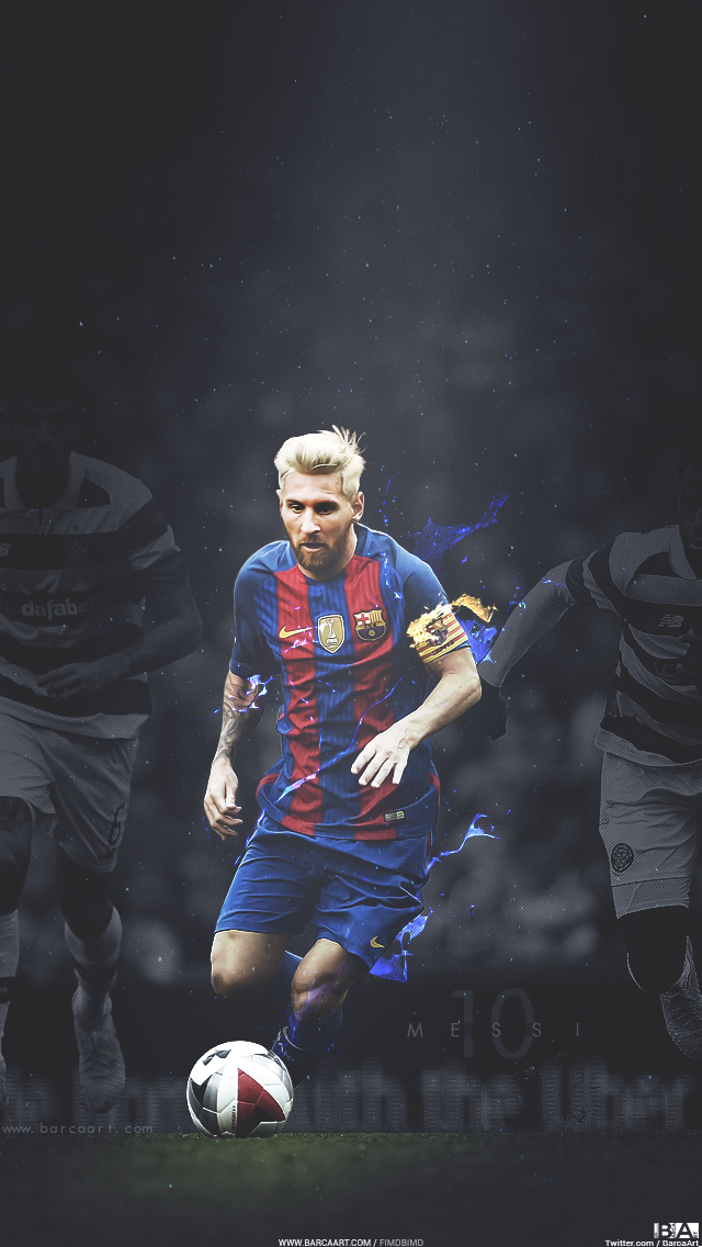 Messi Wallpaper New
