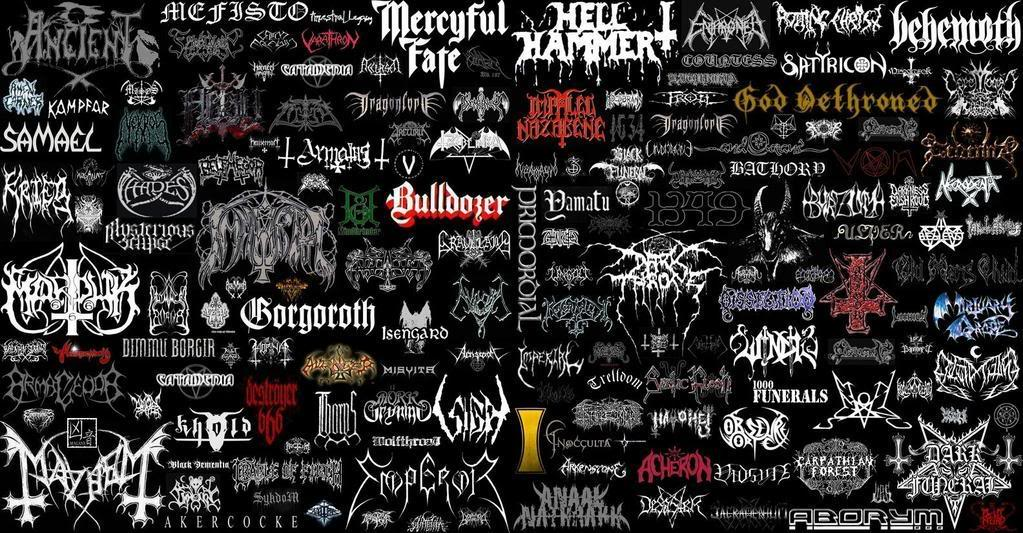 Metal Band Wallpaper