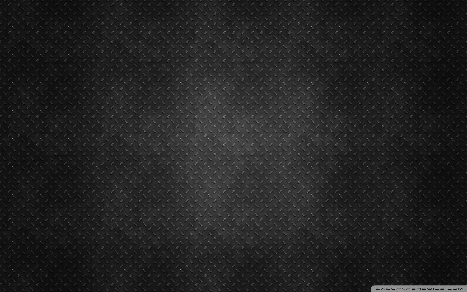 Metal Black Wallpaper
