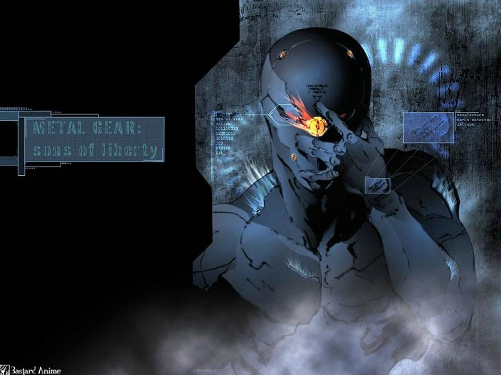 Metal Gear Live Wallpaper