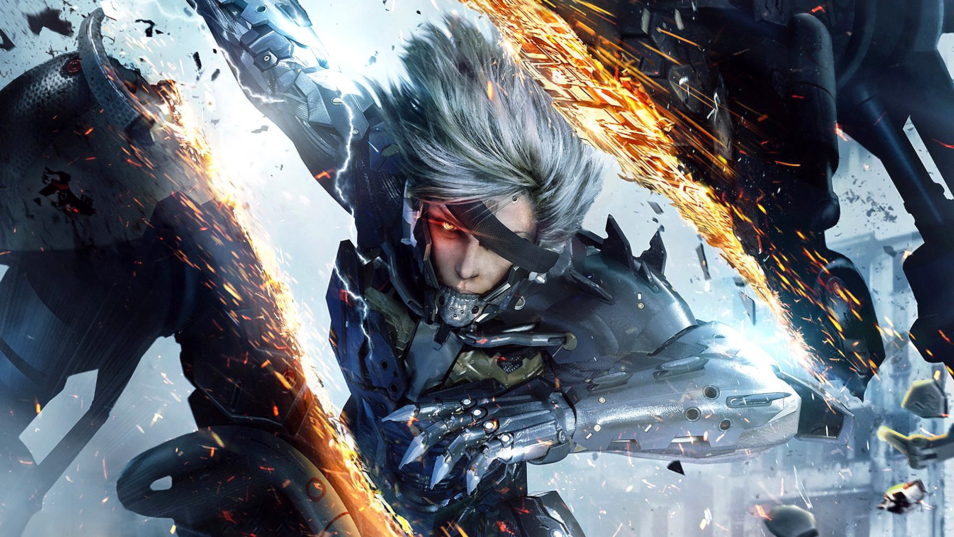 Metal Gear Rising Wallpapers