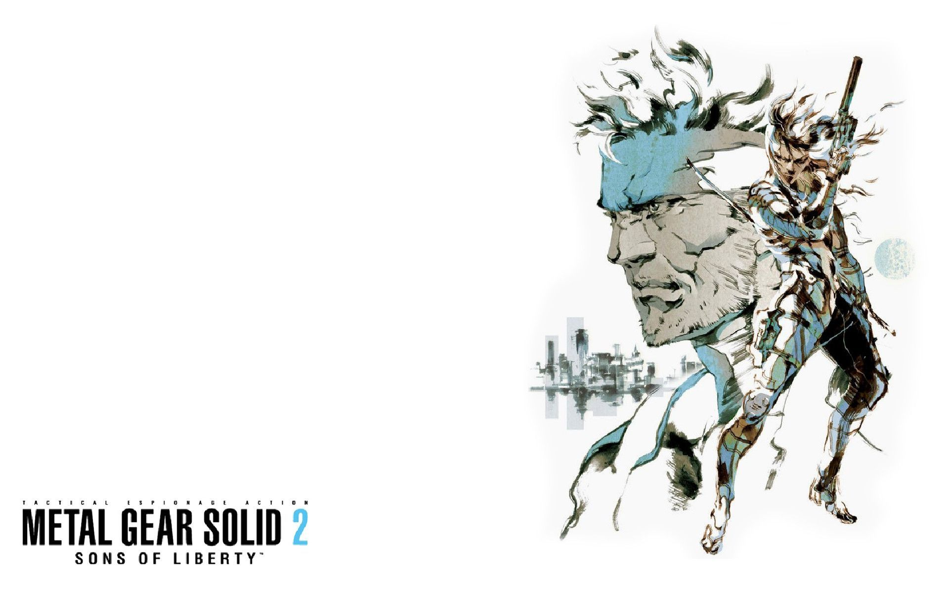 Metal Gear Solid 2 Wallpapers