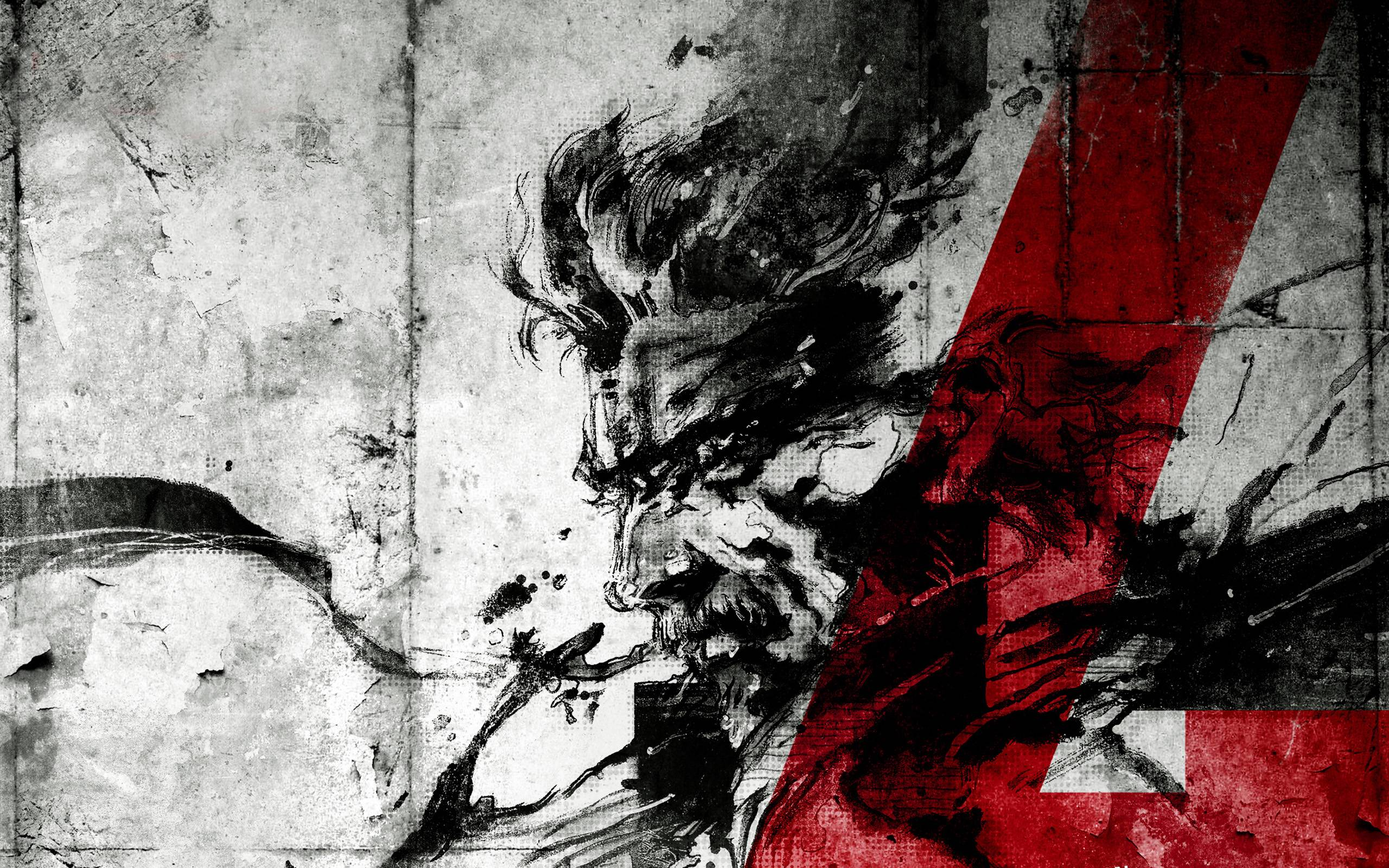 Metal Gear Solid HD Wallpaper