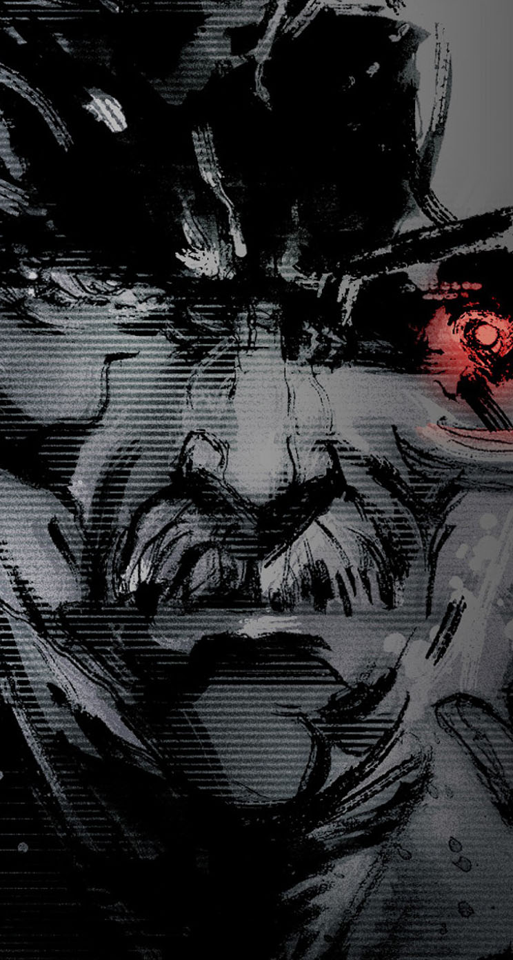 Download Metal Gear Solid Iphone Wallpaper Gallery
