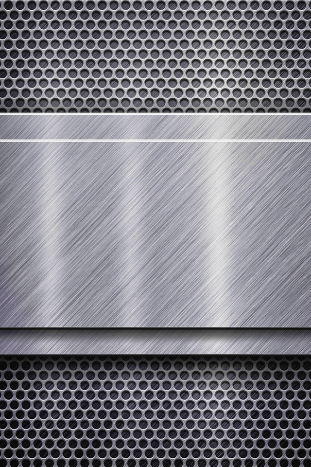 Metal Iphone Wallpaper