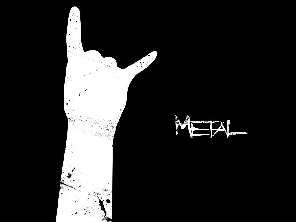 Metal Music Wallpaper
