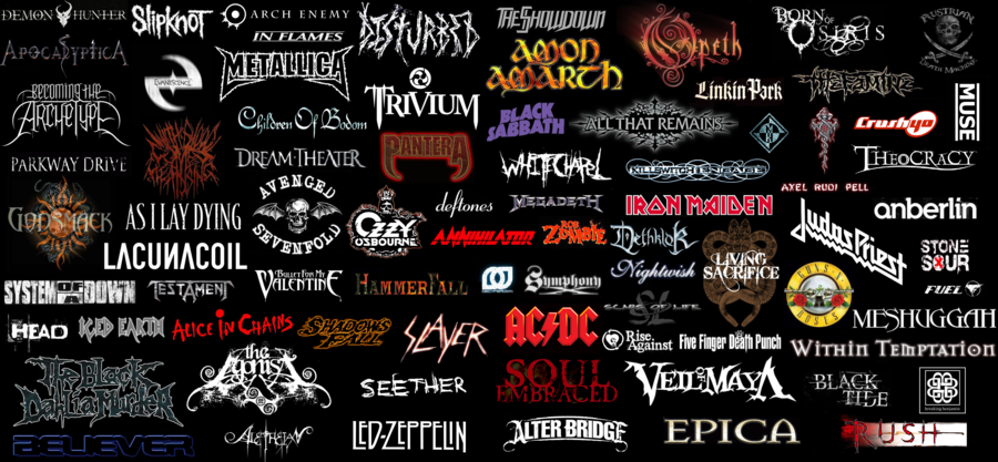 Metal Rock Wallpaper