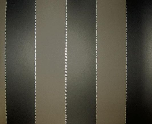 Metallic Stripe Wallpaper