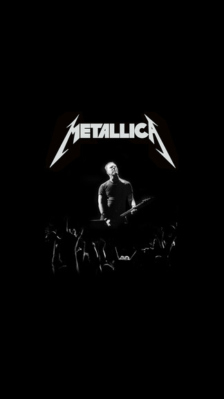 Metallica Iphone Wallpaper