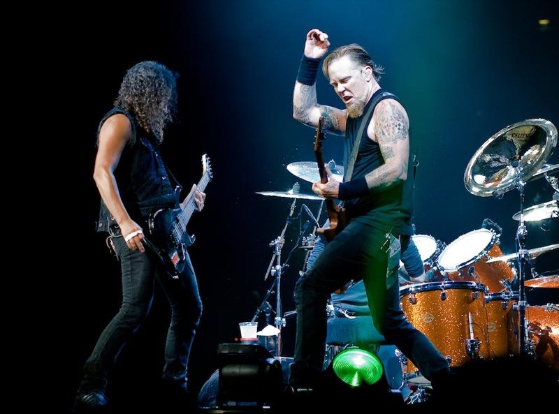 Metallica Live Wallpapers