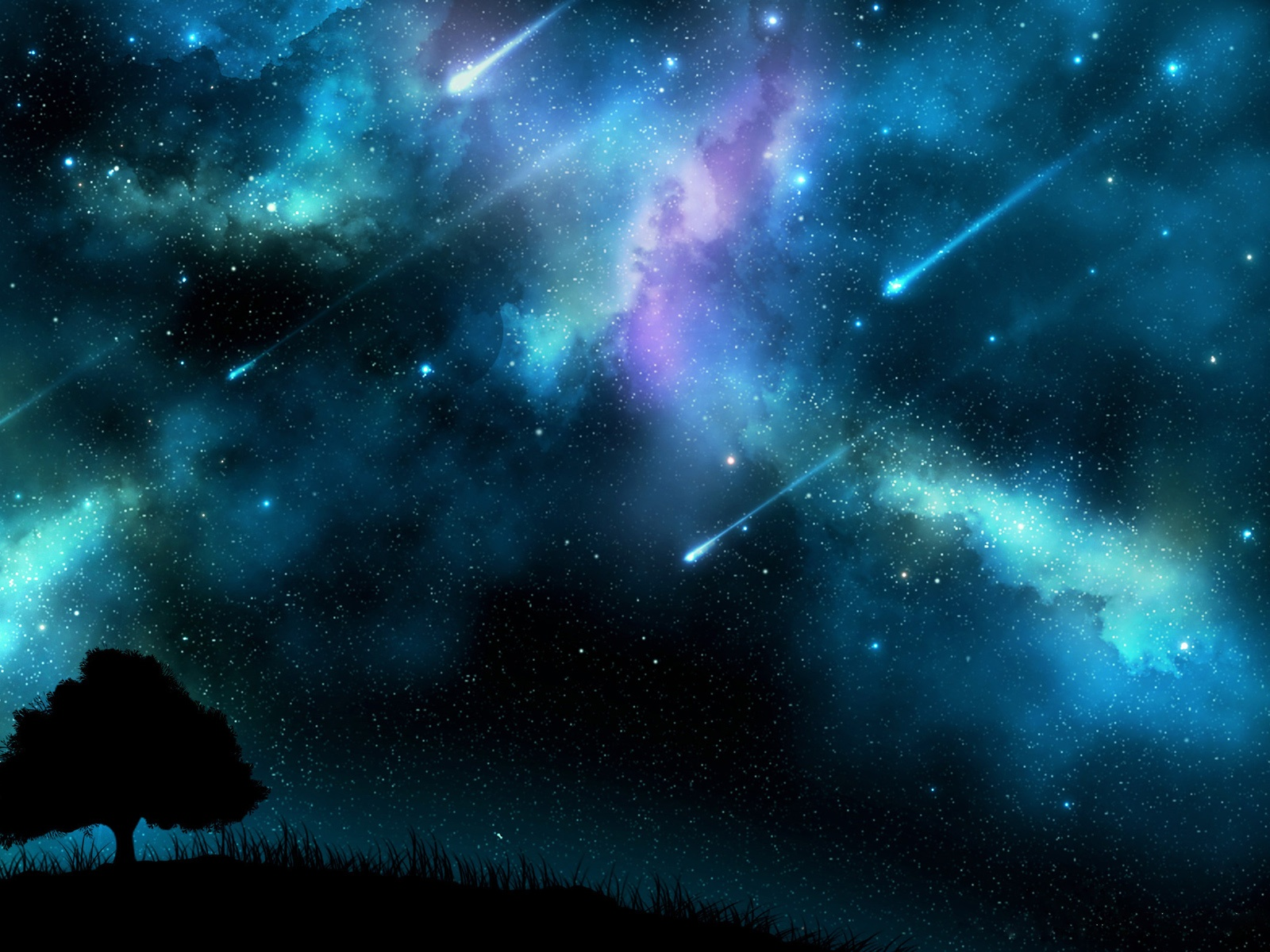 Meteor Wallpaper