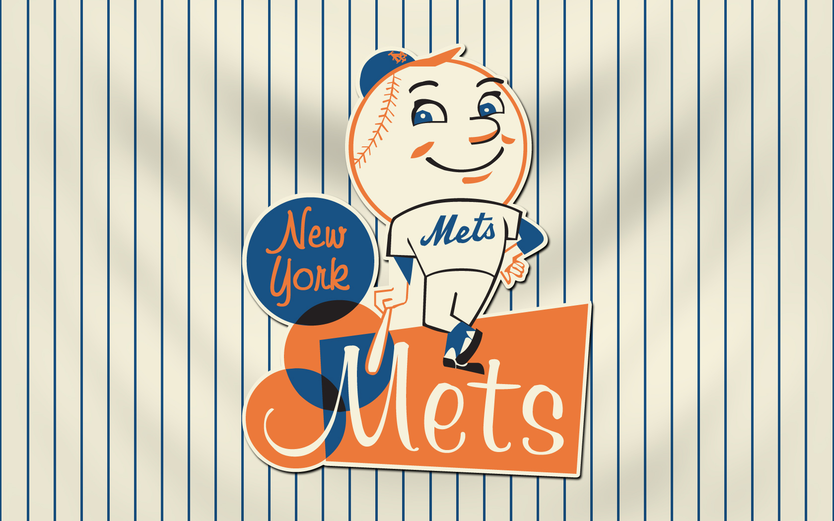 Mets Logo Wallpaper