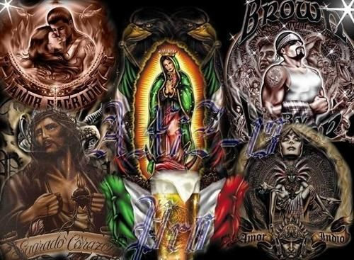 Mexican Pride Wallpaper