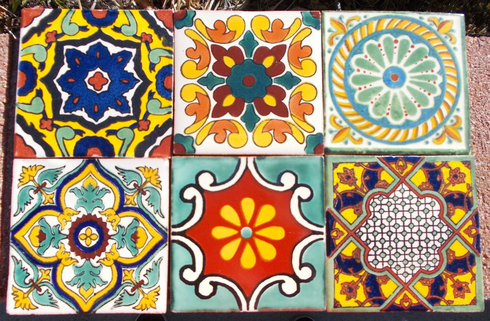 Download Mexican Tile Wallpaper Gallery