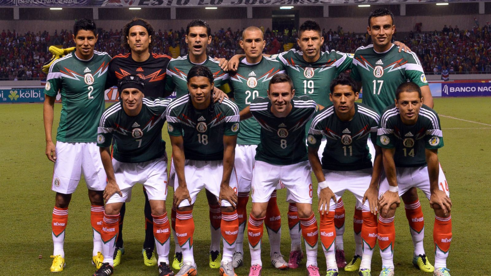 download mexico soccer team wallpaper gallery