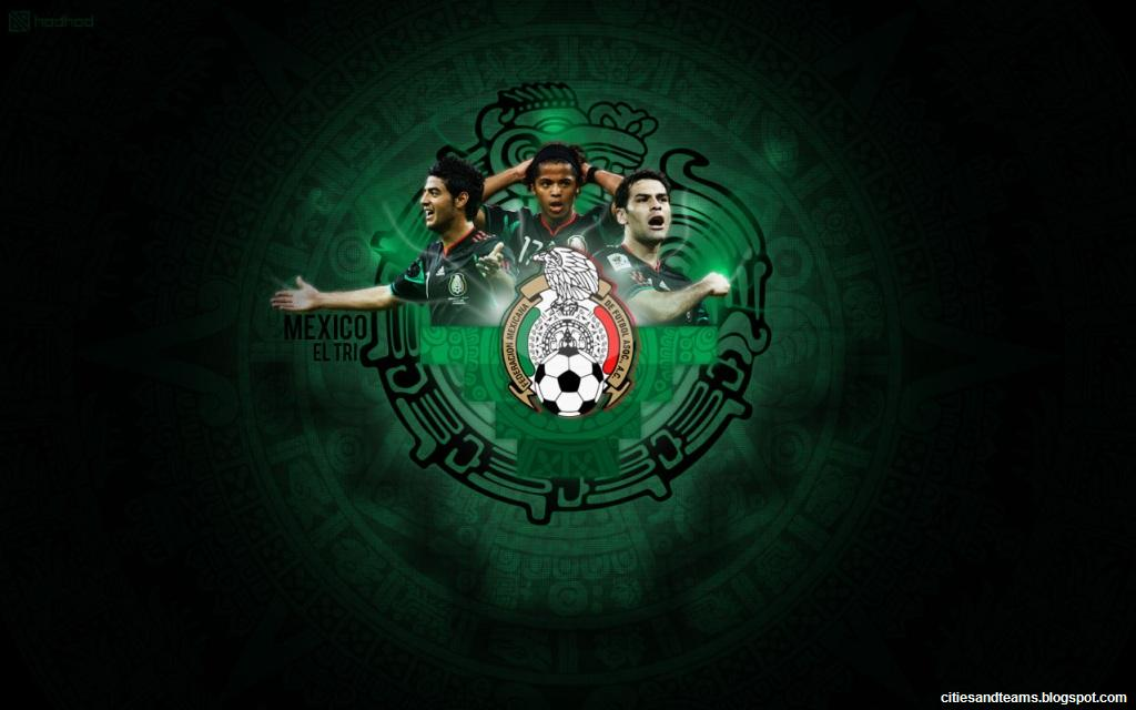 Mexico Soccer Team Wallpaper