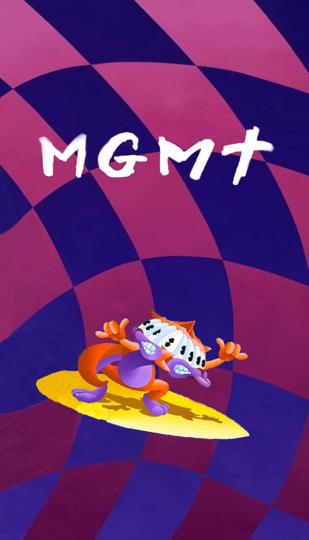 Mgmt Iphone Wallpaper