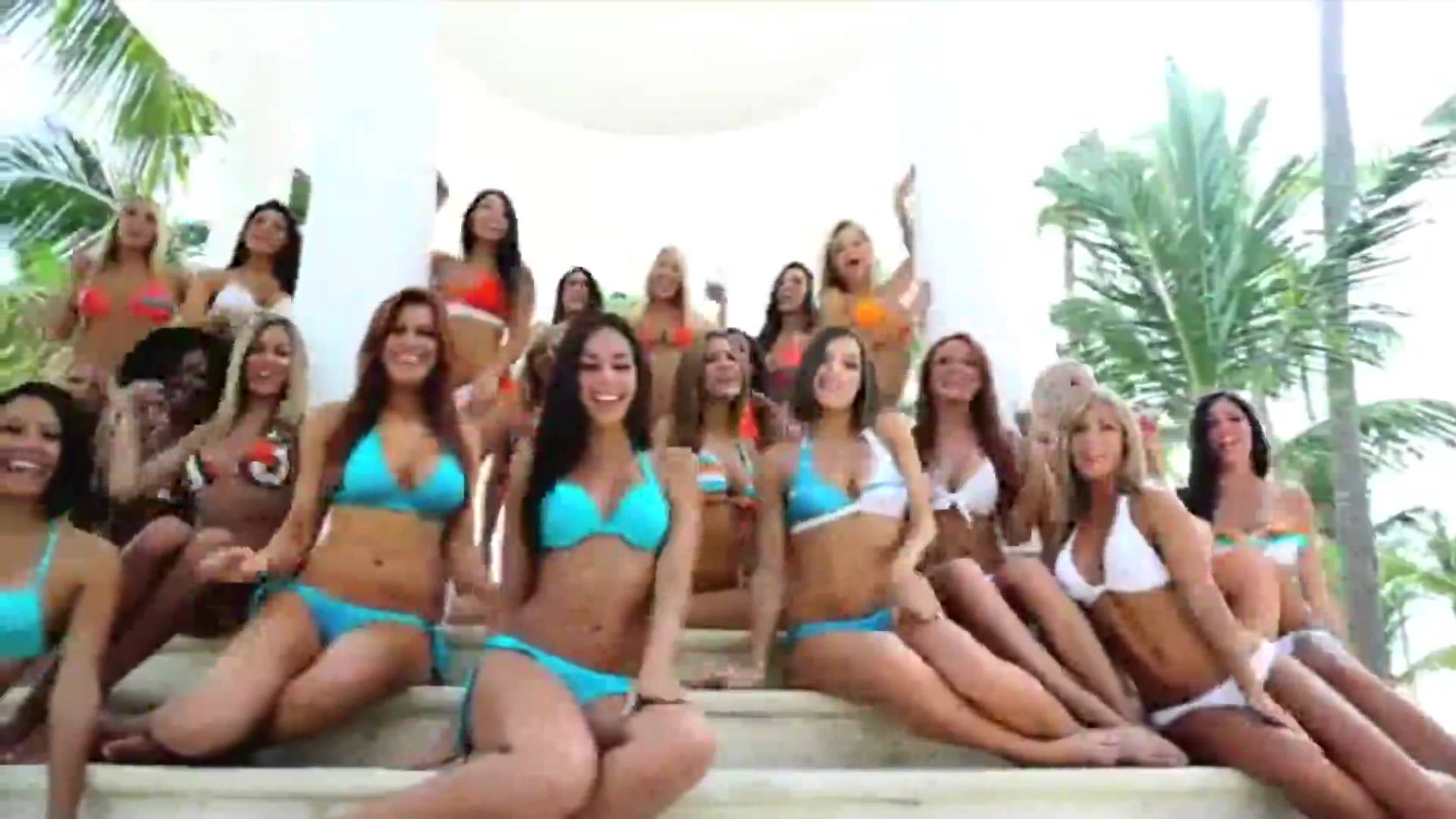 Miami Dolphins Cheerleaders Wallpaper