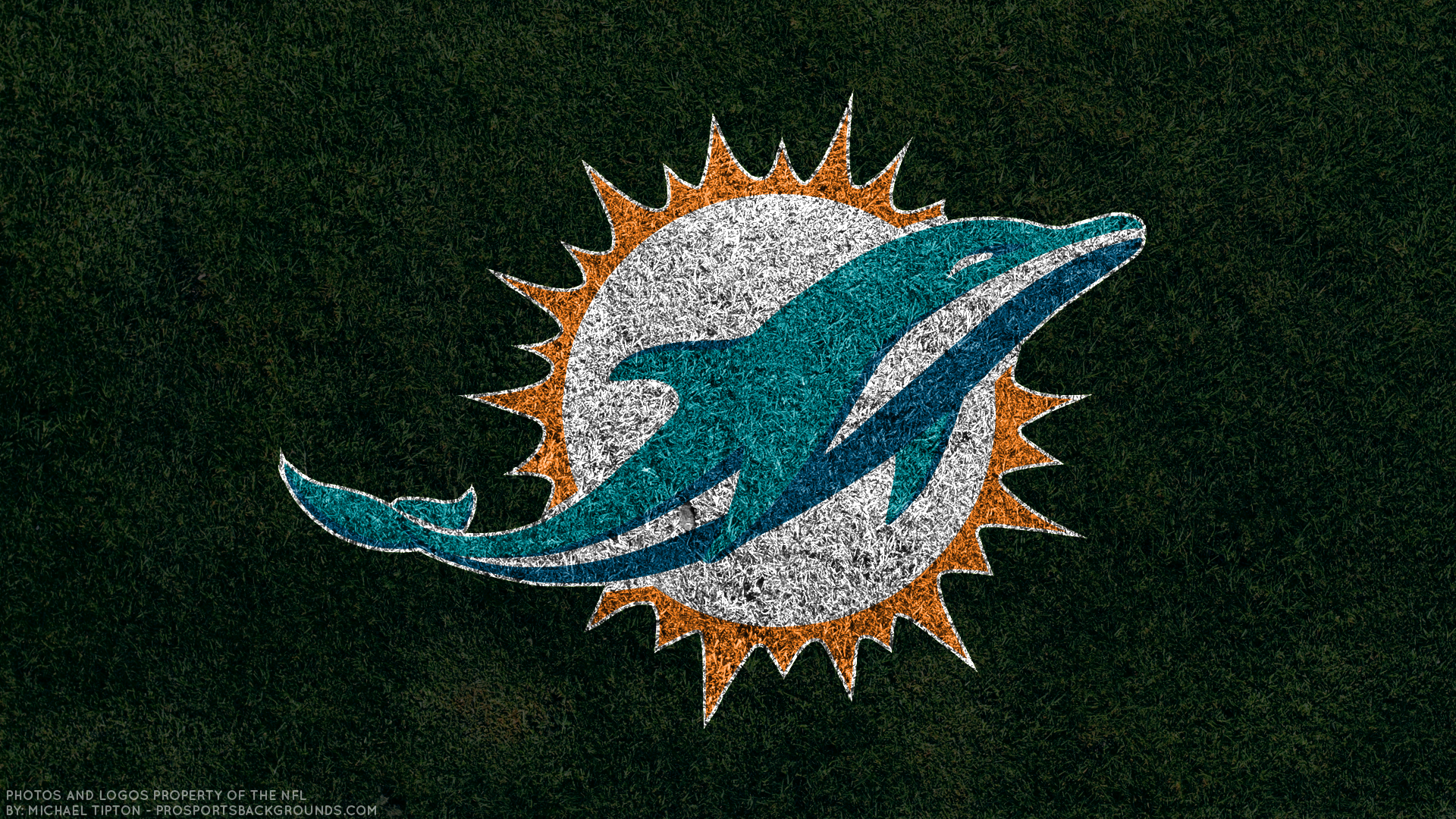 Download miami dolphins logo wallpaper gallery - Pink dolphin logo wallpaper ...