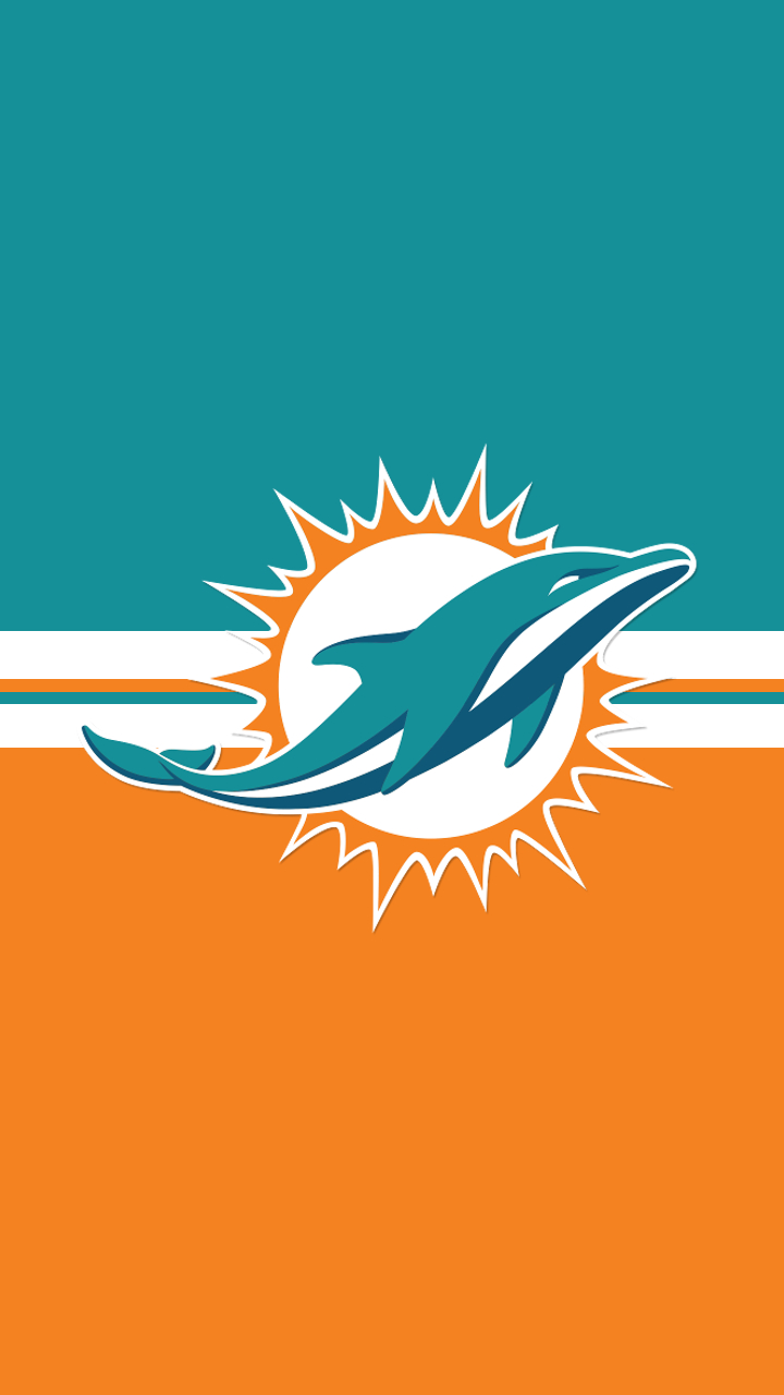 Miami Dolphins Phone Wallpaper