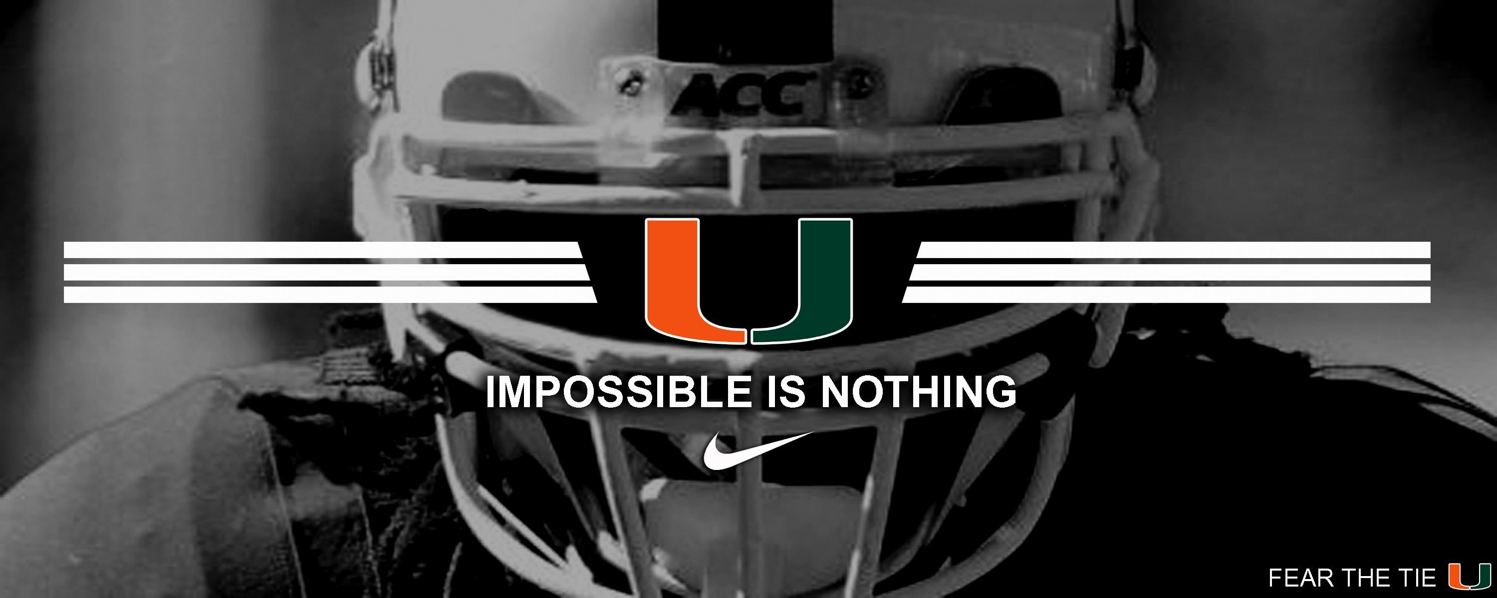 Miami Hurricanes Football Wallpaper