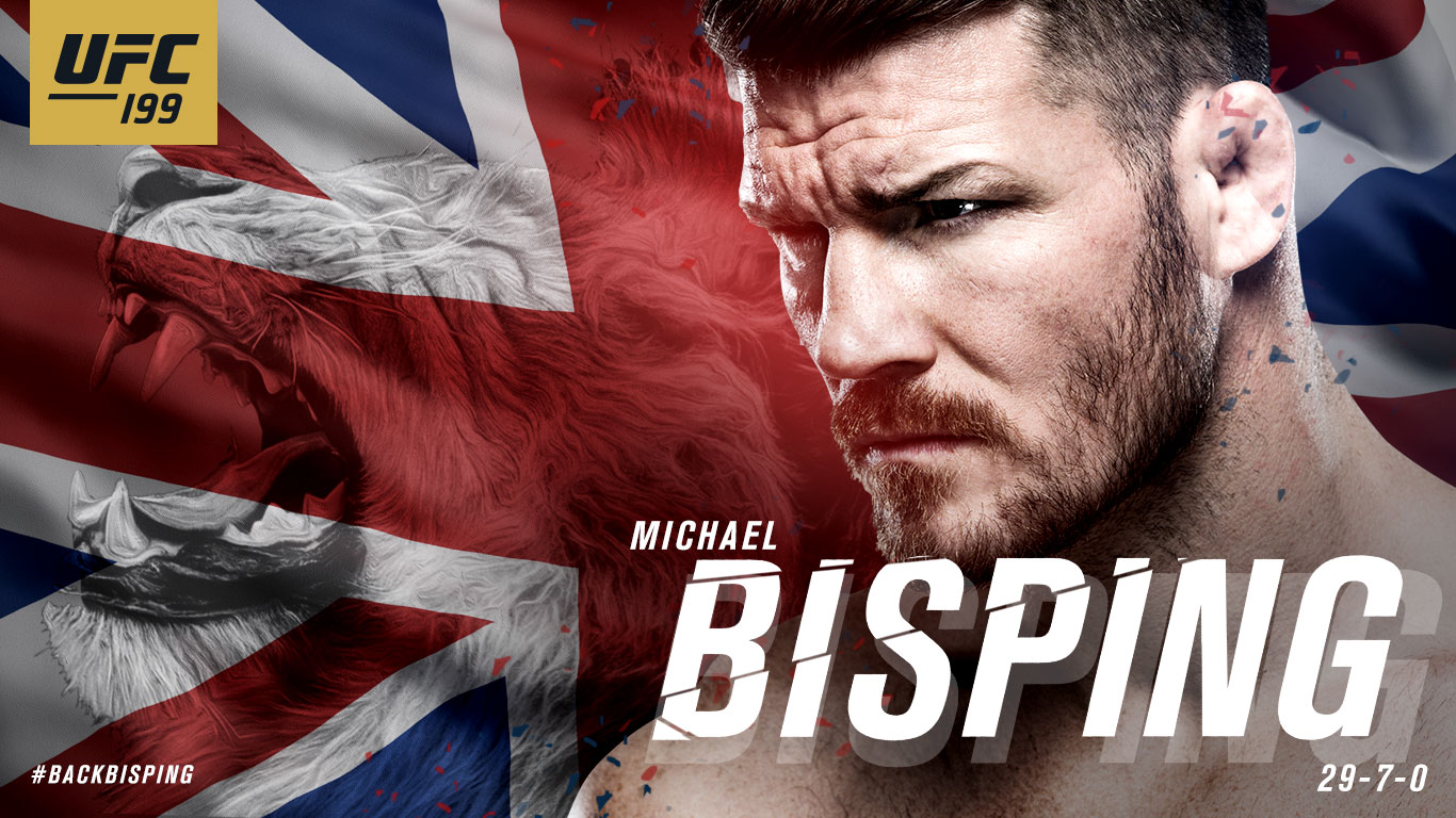 Michael Bisping Wallpaper