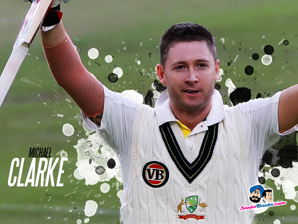 Michael Clarke Wallpapers