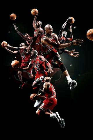 Michael Jordan Cell Phone Wallpapers