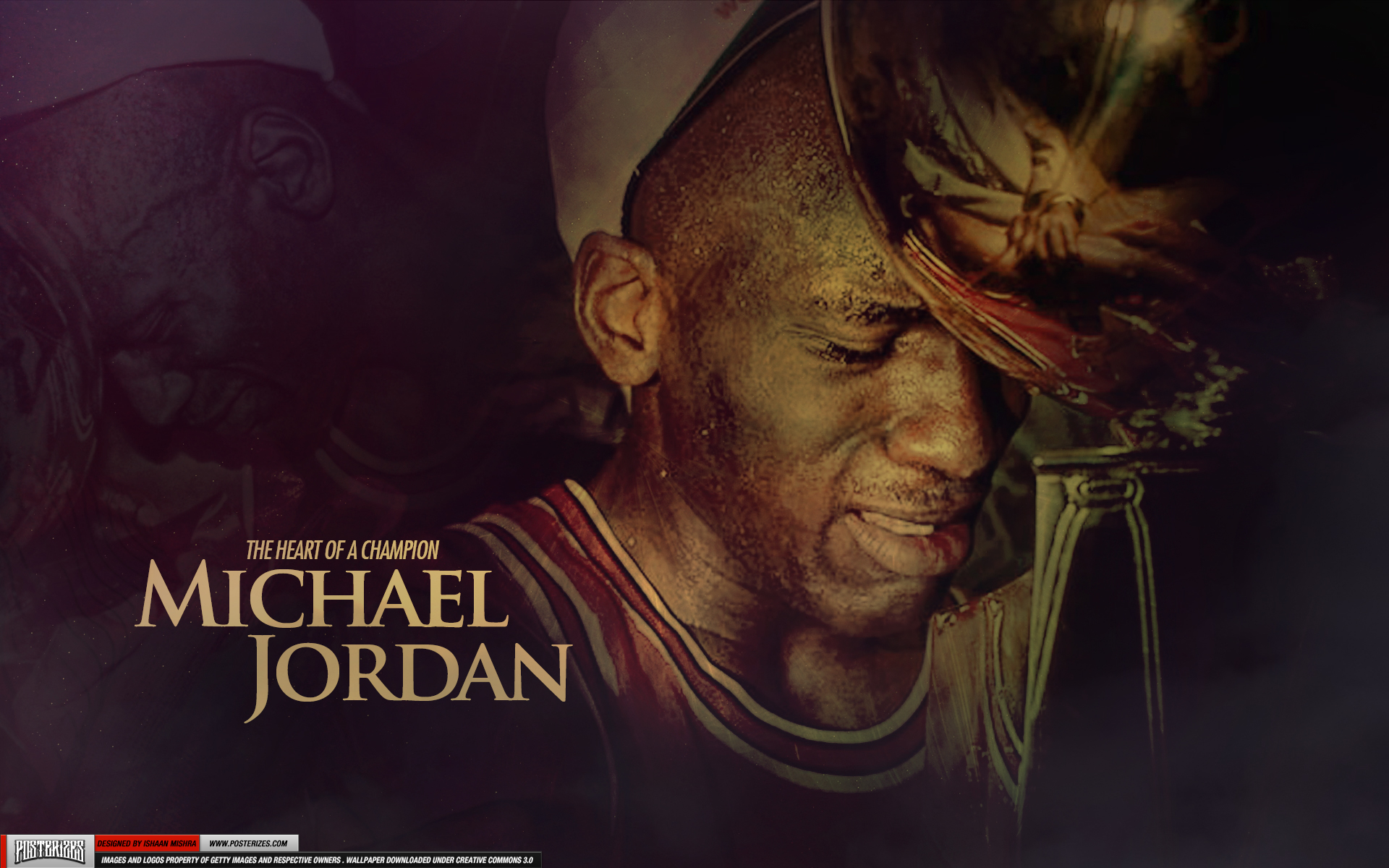 Michael Jordan Championship Wallpaper
