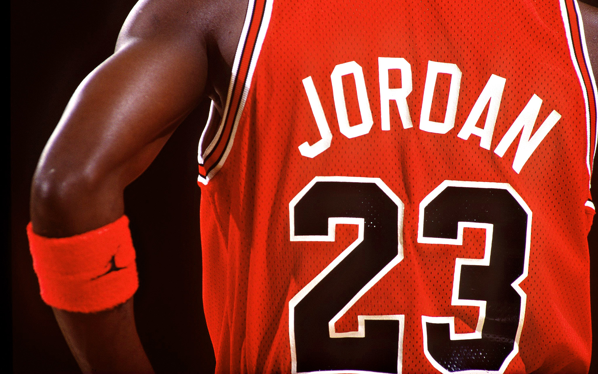 Michael Jordan Jersey Wallpaper