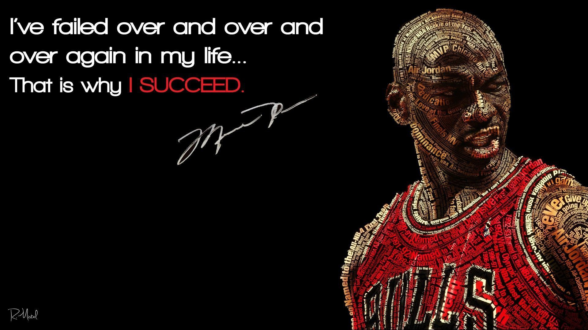 Michael Jordan Quotes Wallpapers